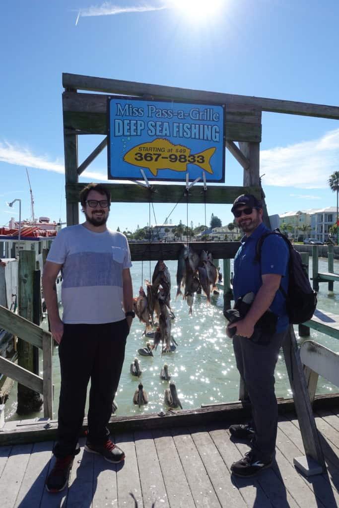 Miss Pass-a-Grille Deep Sea Fishing St. Pete beach