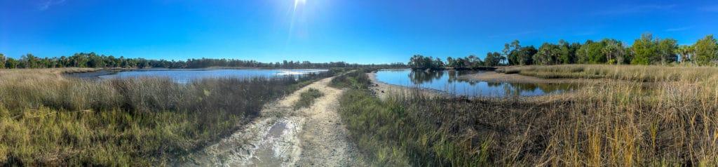 Redfish Hole Trail