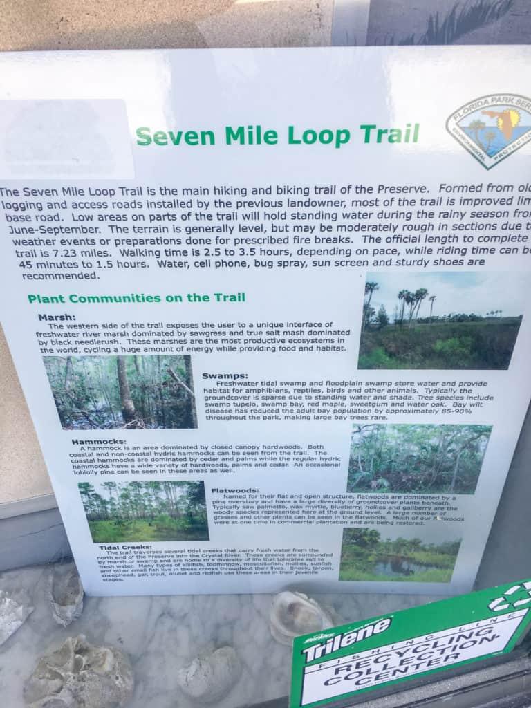 Seven Mile Loop Trail