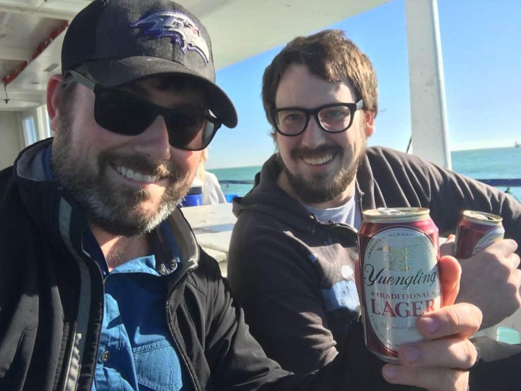 Florida gulf coast fishing charters
