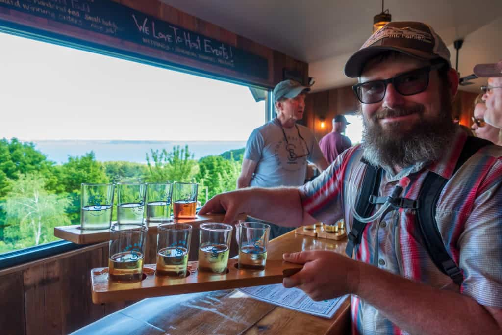 suttons bay ciders traverse city
