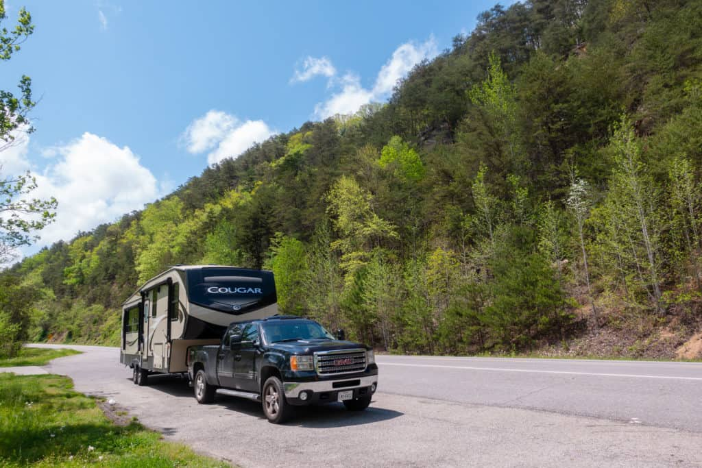 How to plan an RV road trip