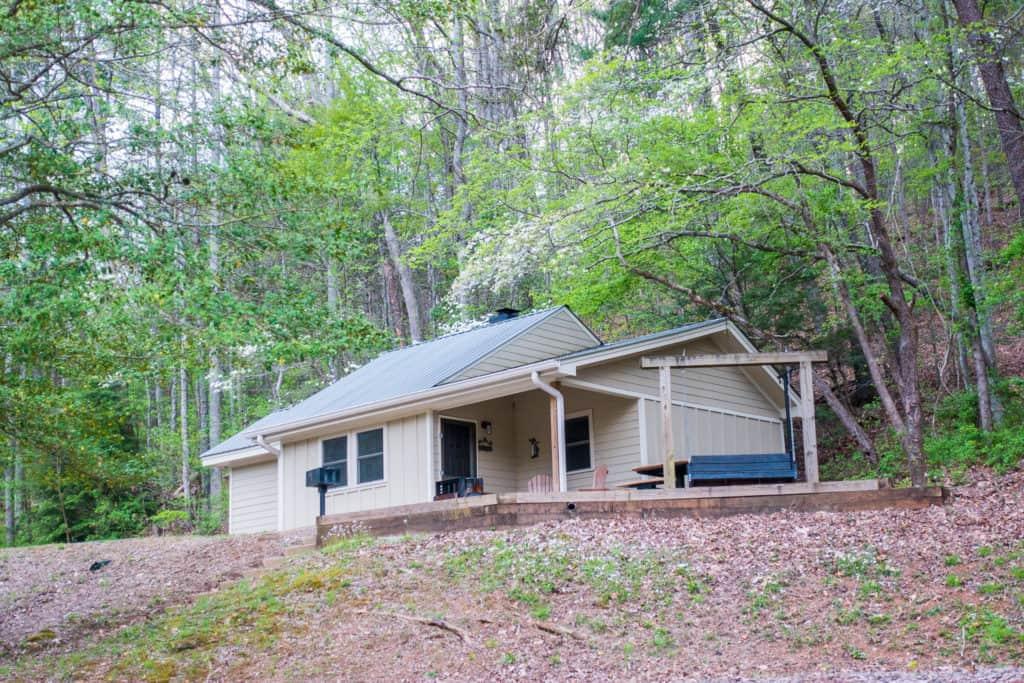 Vogel State Park Cabin