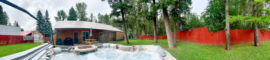 Glacier Rental House