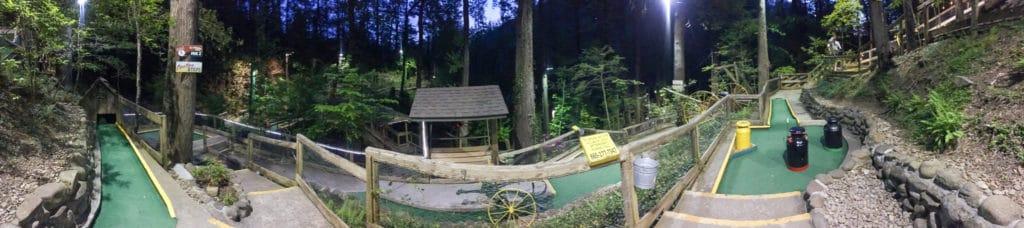Gatlinburg Hillbilly Golf