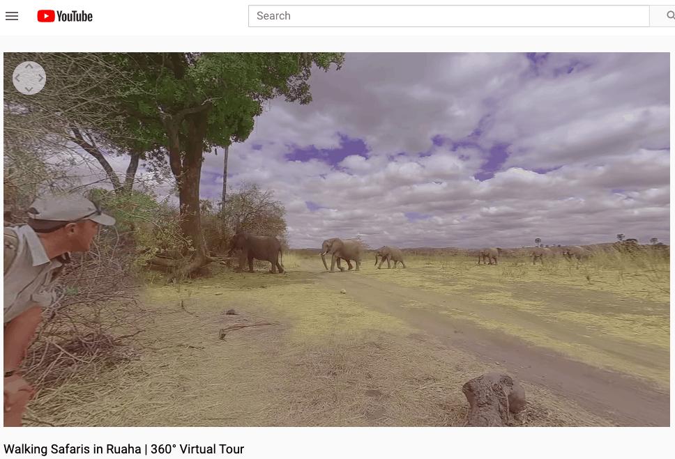 virtual travel africa