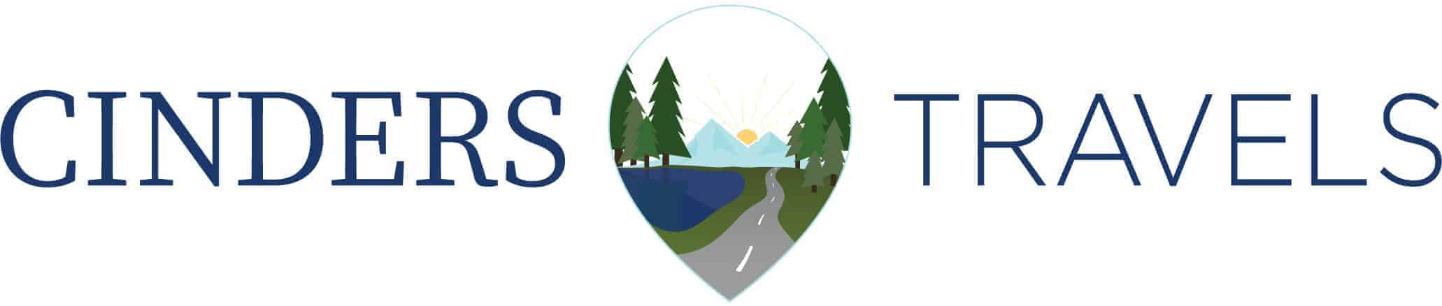 Cinders Travels Website Logo