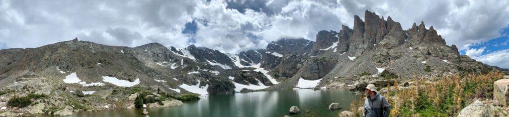 East Side Rocky Mountain National Park
