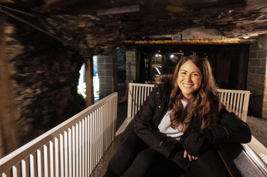 Beckley Exhibition Coal Mine Tour