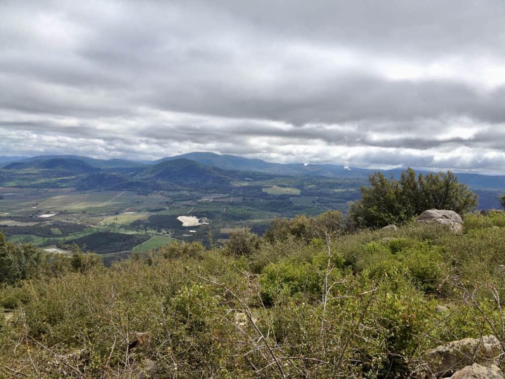 Lake County Mountain Lookout