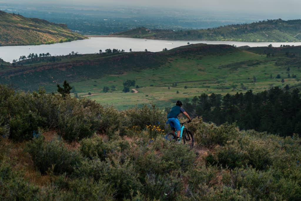 Paul Fort Collins Biking