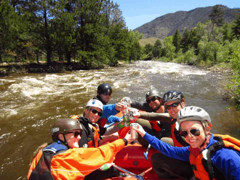 Paul Fort Collins Rafting