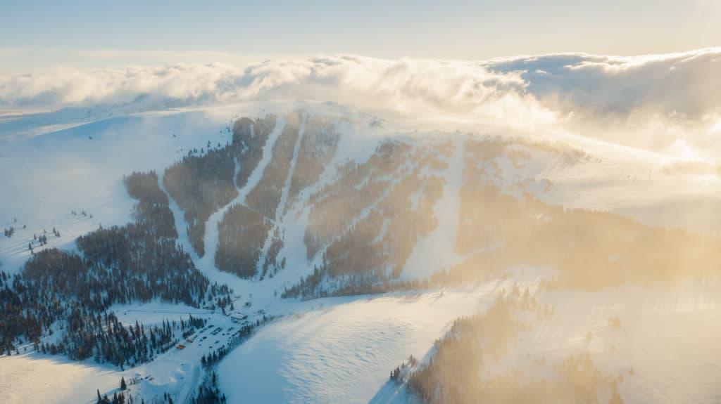 Southern Idaho Mountain