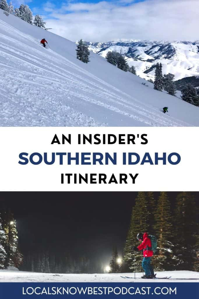 Southern Idaho Pin 1