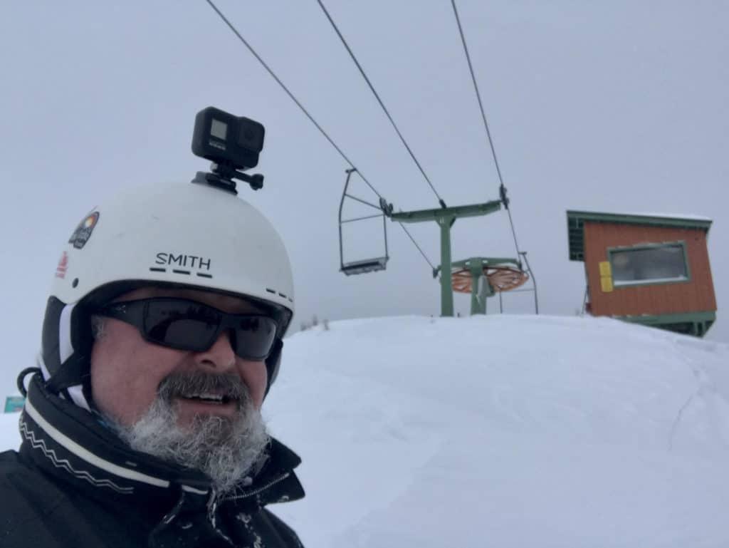 Tony Southern Idaho skier