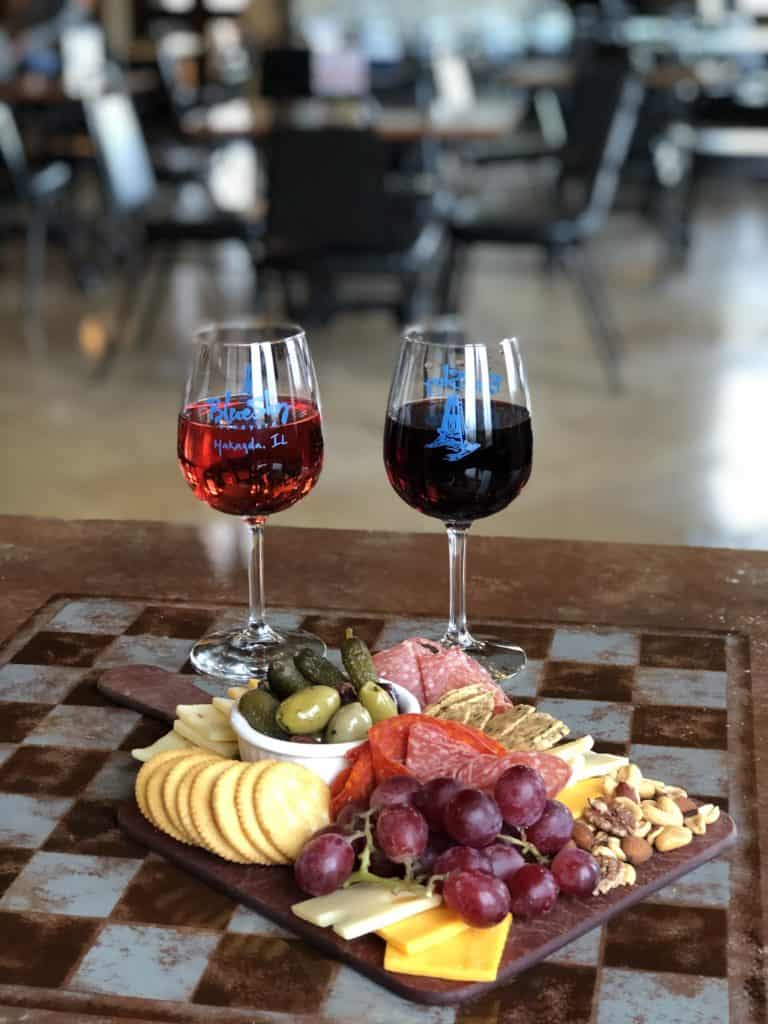 Shawnee National Forest Blue Sky Winery