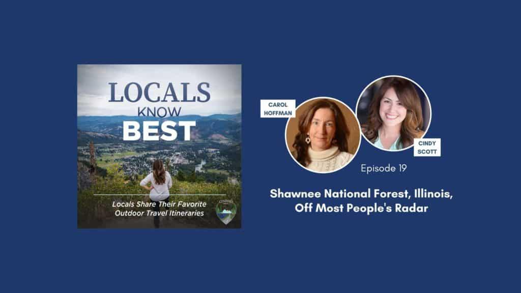 Shawnee National Forest Carol Ep 19 LKB Graphic