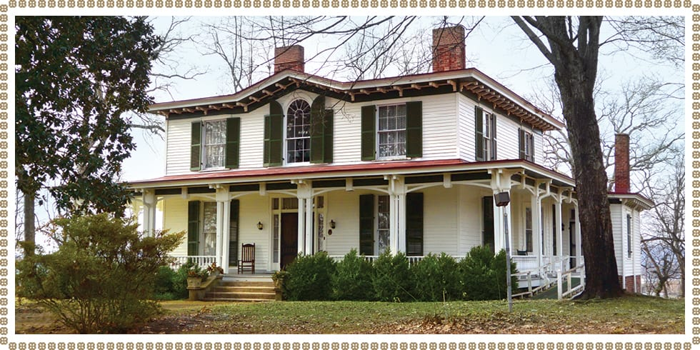 Mabry-Hazen House Museum in Knoxville, Tennessee