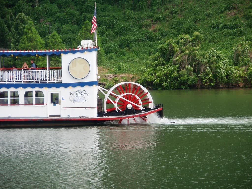 The Star of Knoxville Riverboat